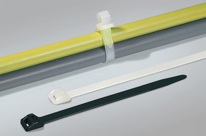 Releasable cable tie REL250-Series.