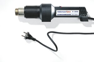 H5002 - The light, convenient hot-air tool.