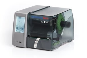 TT430 thermotransfer printer.
