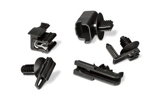 ConnectorClips are available for many different connector types and fixing varieties.