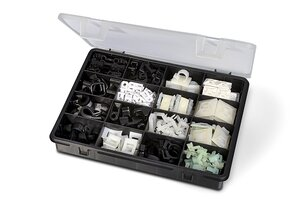 195-piece fixings kit, BMS-100.
