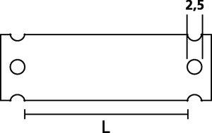 Vielseitig einsetzbar zur Kennzeichnung: Helafix HC und HCR.
