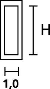 Helafix HC/HCR giver en multifunktionel opmærkning.