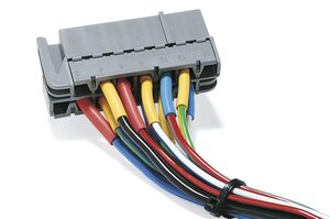 3:1 shrink ratio tubing is ideal in many applications.