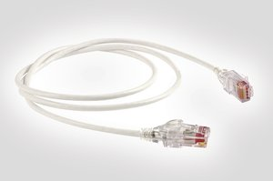 Category 6 LS0H UTP Slim Diamter Patch Cord