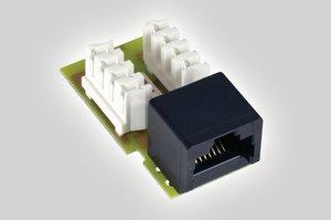Category 5e Module for LAN Lock