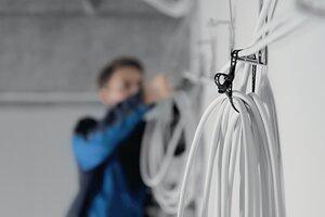 SOFTIX领带的弹性使其适用于许多应用。