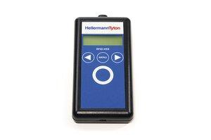 RFID-HS9BT-HF - handheld reader voor high frequency (HF) transponders.