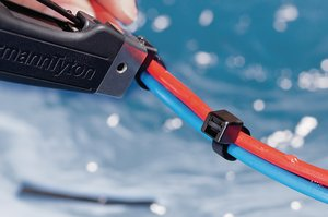 The Allrounder: T-Series cable ties can be used for almost any type of application.