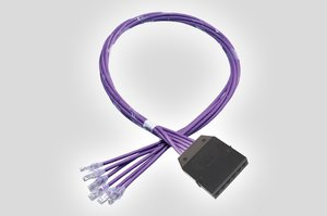 The Cassette to RJ45 plug solution is an ideal interconnect for active hardware equipment