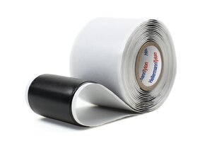 HelaTape Power 660 er en meget fleksibel gummi-mastik tape for forsegling og tetting.