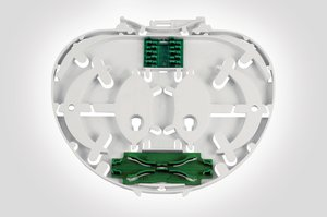 IR SE Tray with Splitter and 3A splice holders
