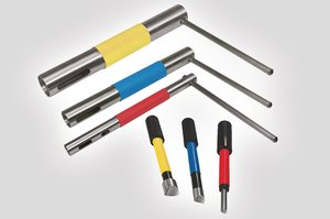 Inset Disc Style Port Opening Tool