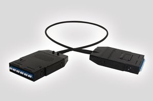RapidNet 12 Core LC Cassette to LC Cassette