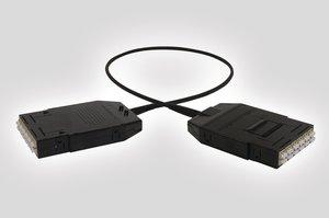 RapidNet 24 Core LC Cassette to LC Cassette