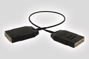 RapidNet 12 Core SC Cassette to SC Cassette