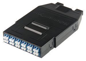 RapidNet 24 LC Cassette with 2 MTP Connectors on Rear