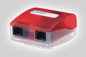 Coolport Red - Data and Voice