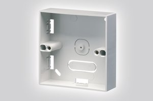Single 27mm Back Box
