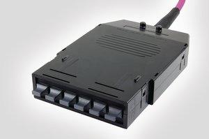 RapidNet MTP 6 x 24 fibre cassette