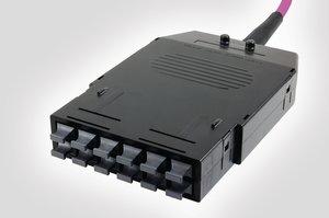 RapidNet MTP 12 x 8 fibre cassette