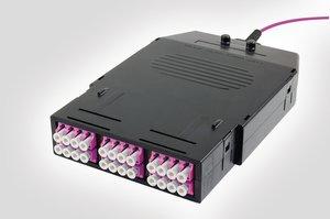 RapidNet 8 Fibre LC Cassette