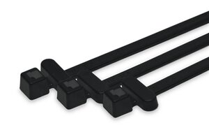 T50RFID W– UV and weather resistant RFID cable ties for outdoor usage.