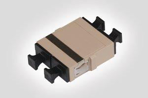 SC Duplex Multimode Adapter