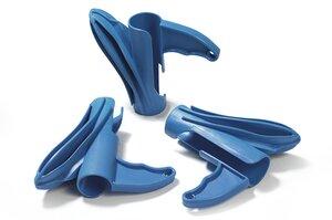 HAT-tools zijn voor iedere diameter Helawrap-slang verkrijgbaar.
