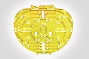 Single Circuit IR 3A Splice Tray.