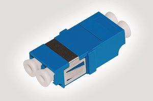 LC Duplex Blue PC Adaptor