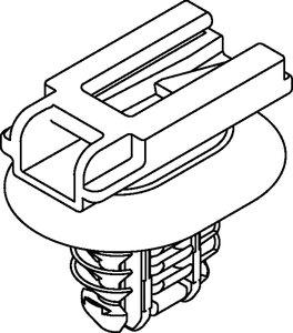 Large gamme de clips pour connecteurs.