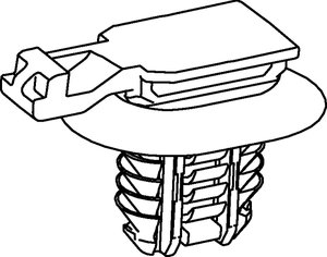 Connector Clips are available for many different connector types and fixing varieties.