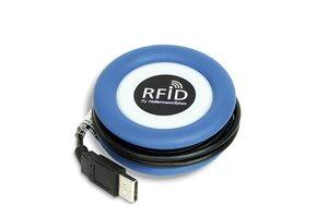 RFID-lecteur iOS- Lecteur portable pour puce haute fréquence (HF)