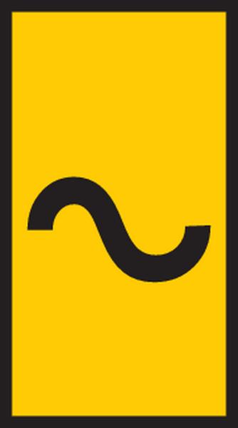 Vorbedruckte Kabelmarkierer WIC1-AC (561-01000)   HellermannTyton