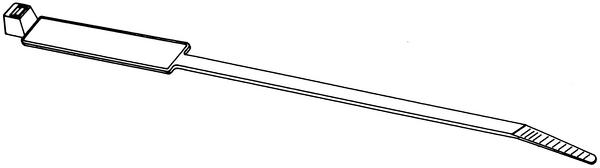 kennzeichnungsbinder und pl ttchen f r kennzeichnung von kabelb ndeln it50l 111 85319. Black Bedroom Furniture Sets. Home Design Ideas