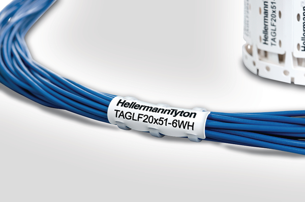 Incredible Identification Tags For Cable Bundle Ladder Style Thermal Wiring Cloud Brecesaoduqqnet
