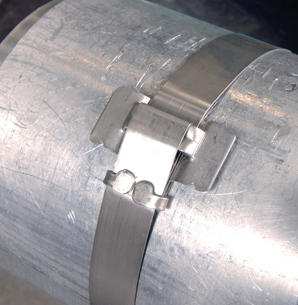Steel Cable Banding : Metal banding for heavy duty application amt h sb