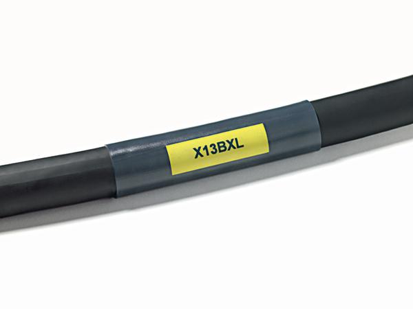 ISO-PROFI/® 2:1/Gaine thermor/étractable S/électionen 10/tailles et 6/longueurs M/ètre transparent here: /Ø10mm - 5 meters