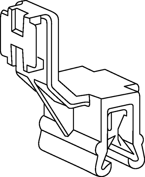 Connector Clips For Edges Ec32 151 01862