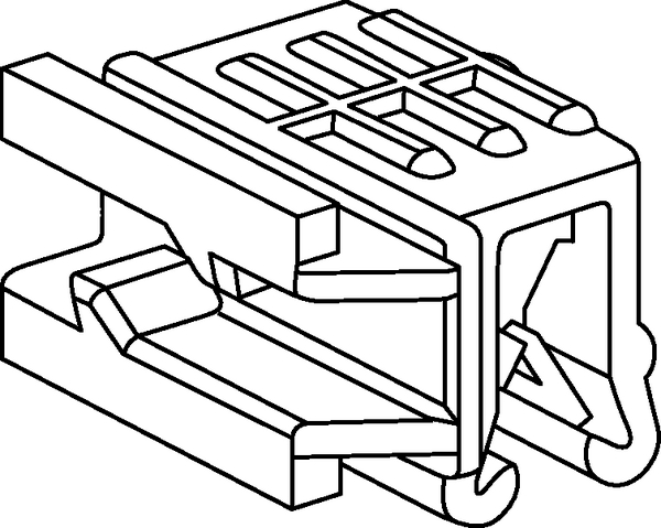Connector Clips For Edges Ec33 151 00192