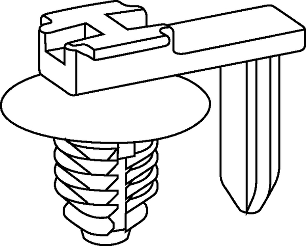 Connector Clips For Round Holes Ft6lg Jae Connect Ts 151 00459