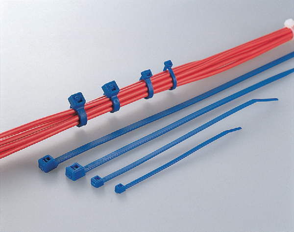 b636cfe24804 T-Series E/TFE cable ties for use in aggressive chemical environments at  temperatures