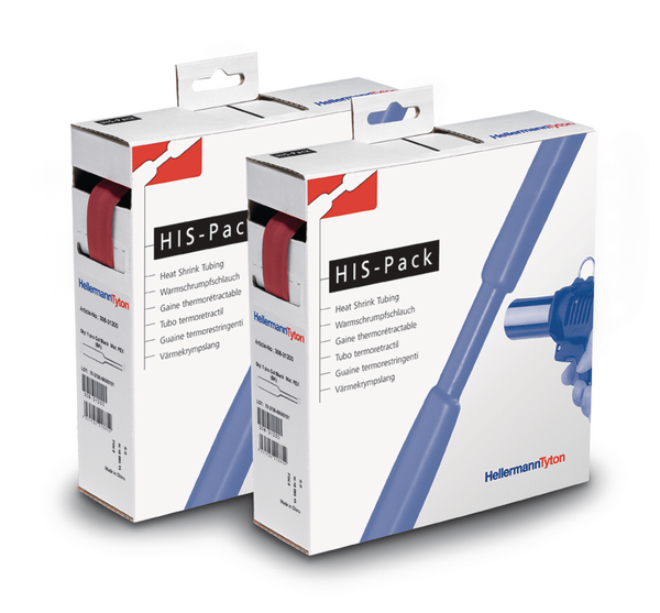 différentes tailles Thermorétractables gaine Heatshrink Tube 1.6 mm - 9.5 mm