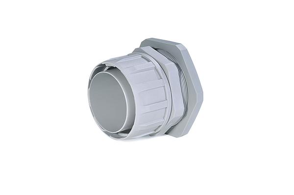 Bakelit Verschraubung PG 29 Gewinde Außendurchmesser 37 mm