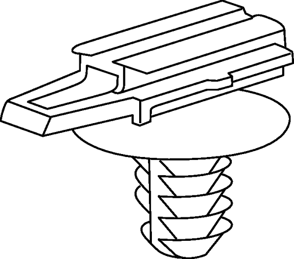 Connector Accessory 15-04-5124 Pack of 20 15-04-5124 Interim Clip SL Crimp Housings and Connectors