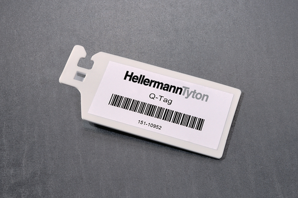 Cable Identification Tags : Identification tags for marking cable bundles qt s