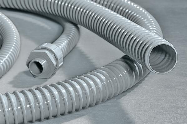 Spiral Reinforced Pvc Conduits Psr25 166 40004 Hellermanntyton