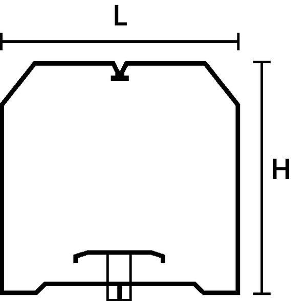 Drahthalteklammern zur Montage während der Verkabelung HTWD-BWR ...