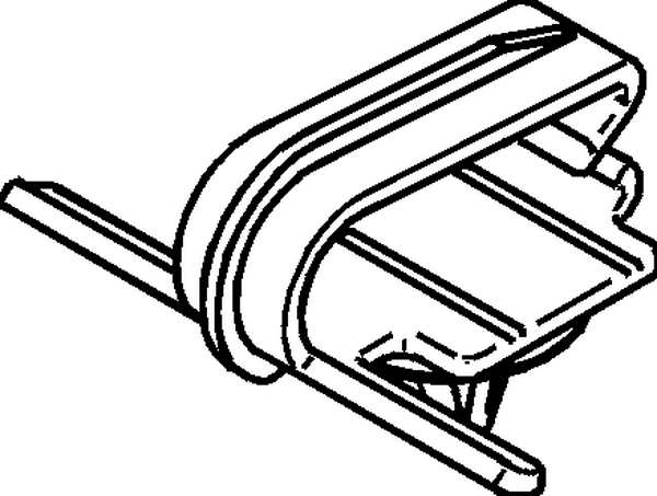 Plastic Wire Harness Clips